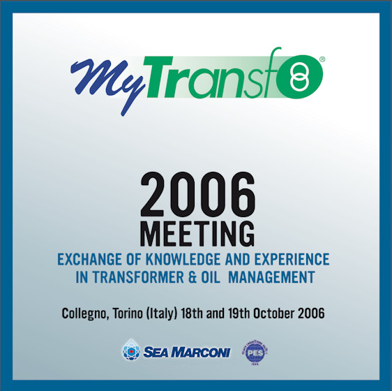 Cover of the MyT06 invitation
